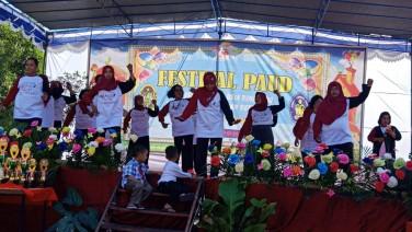 Festival Paud Keluran Bumijo 2019