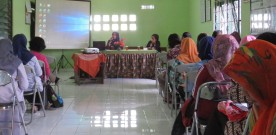 Workshop Posbindu Kelurahan Bumijo