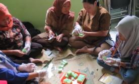 Pelatiahan Pembuatan Makanan Tradisional dan Moderen