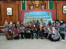 Kelurahan Bumijo Mewakili Kemantren Jetis Dalam Lomba Desa dan Kelurahan Tingkat Kota Yogyakarta