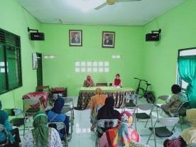 Workshop Dasawisma Kelurahan Bumijo